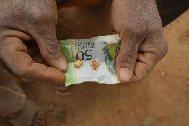 Pranes y militares controlan el oro en Venezuela