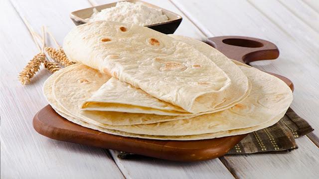 وصفة خبز الشاورما