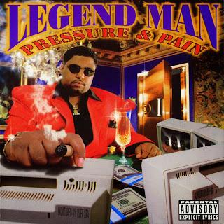 Legend Man (Of Murder Inc.) - Pressure & Pain (1997) FLAC+320 kbps