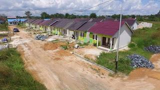 beli rumah bersubsidi plus bisa berwisata danau seran banjarbaru