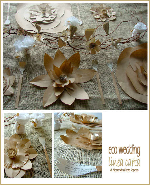 dettagli home decor Eco Wedding