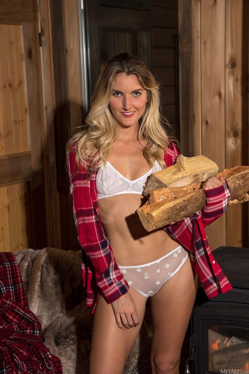[Met-Art] Chontelle - Winter Warmth sexy girls image jav