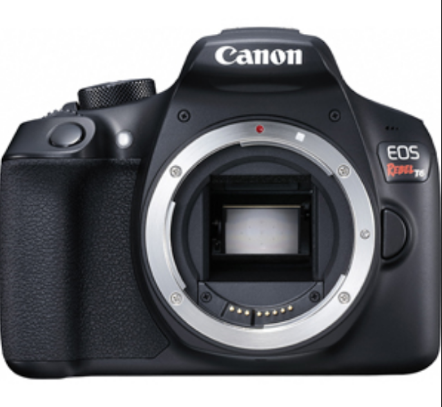 Canon Rebel T6 Overview Camera