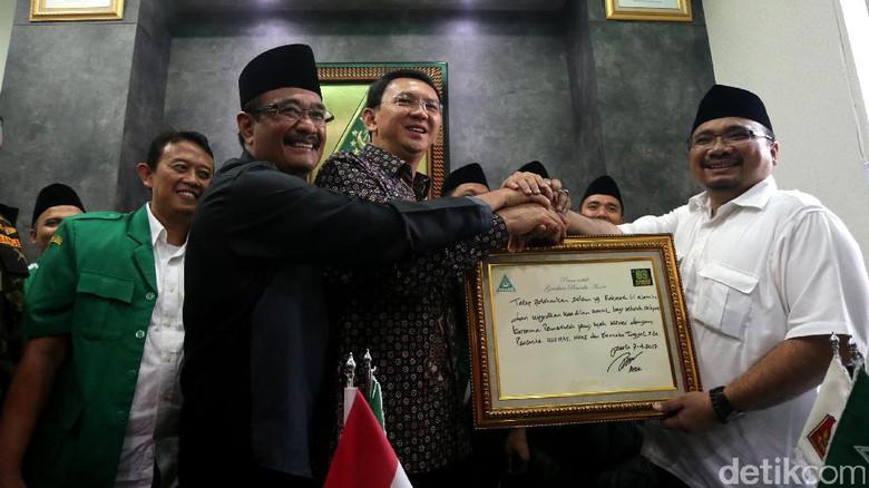 Petinggi Gereja Tak Ada yang Menggelari Ahok Pendeta/Pastur, GP Ansor Malah Sebut Ahok Sunan!