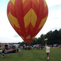 Balloon Festival CT  - New England Fall Events