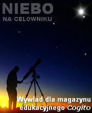 NIEBO NA CELOWNIKU - Wywiad udzielony dla magazynu edukacyjnego Cogito