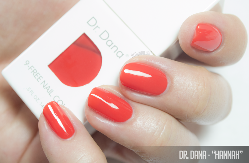 Dr. Dana Nail Color - Swatches and Spot Treatments - Nailed It | The ...