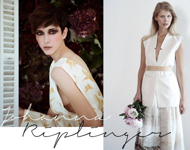 Johanna Riplinger Ethical Fashion Brand