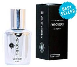 Best Seller Empower Parfum Pheromone for Men (Parfum Pheromone untuk Cowok)