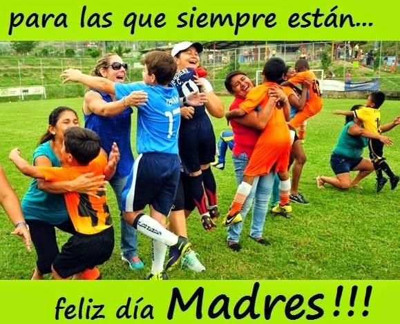 Futbol Infantil Botijas De Mi Pais Madres Con El Corazon En La Cancha Doris cruz día de la mujer: madres con el corazon en la cancha