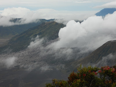A Visit to the Bromo Volcano
