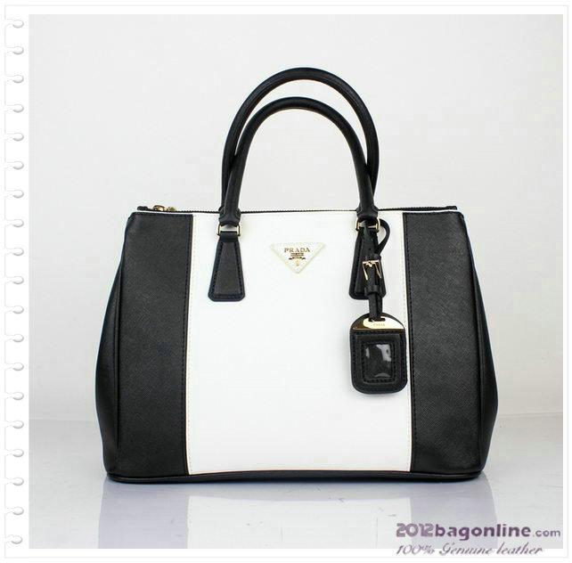 0da416e0f472 Prada White Saffiano Leather Tote Bag | Stanford Center for ...