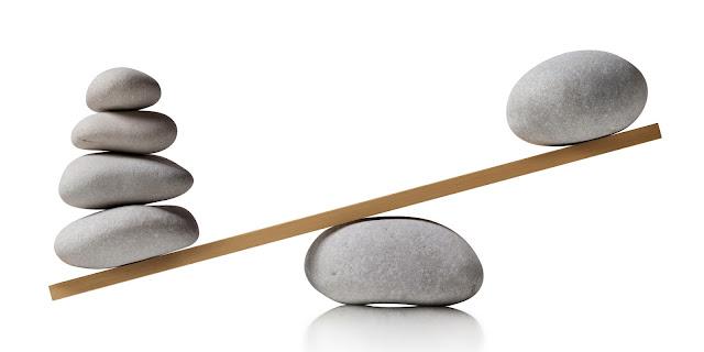balancing stress