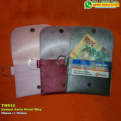 Dompet Kartu Model Ring