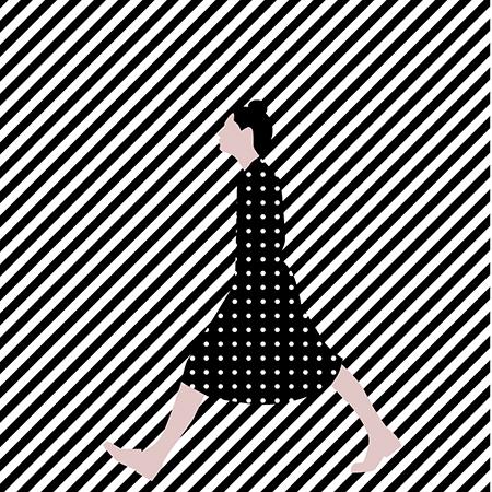 Ilustraciones geométricas de Irina kruglova