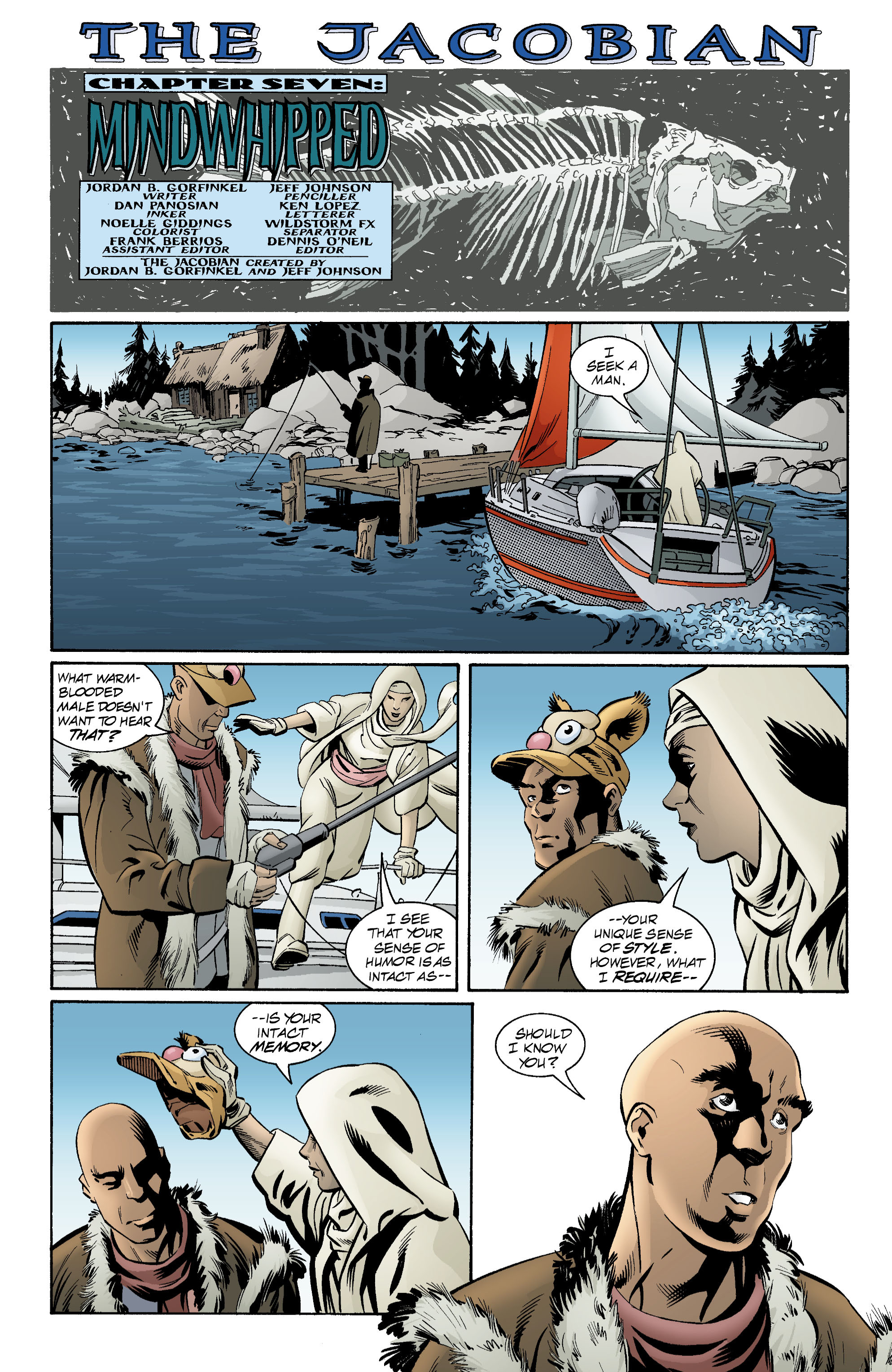 Detective Comics (1937) 752 Page 22