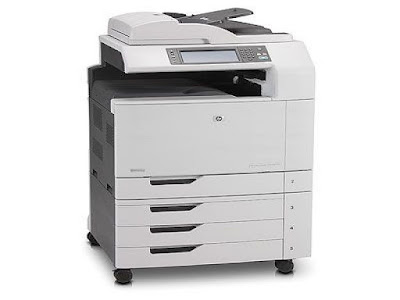 Image HP LaserJet CM6049f Printer Driver