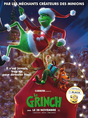 The Grinch 2018 Poster 7