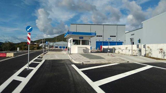 Ξεκίνησε η δοκιμαστική λειτουργία του Εργοστασίου Επεξεργασίας Αστικών Στερεών Αποβλήτων