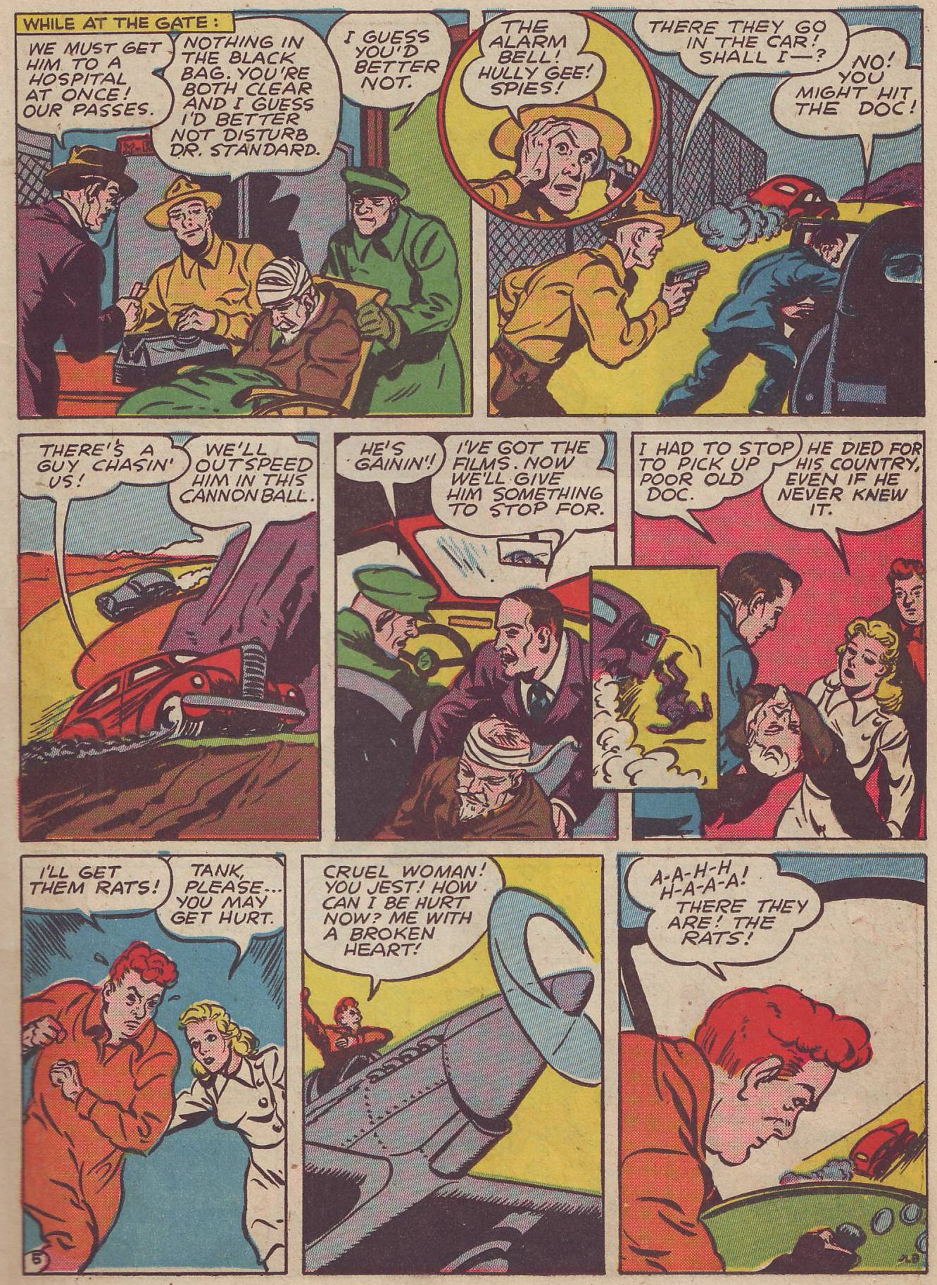 Read online All-American Comics (1939) comic -  Issue #37 - 21