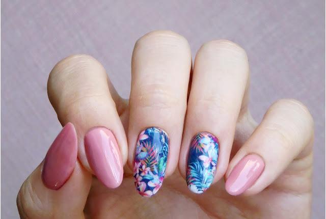 Dwa w jednym - Madam Glam Pink Hibiscus