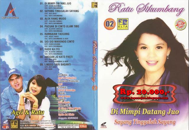 Ratu Sikumbang - Di Mimpi Datang Juo (Album Pop Minang)