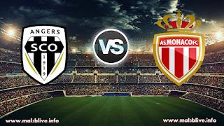 مشاهدة مباراة موناكو وأنجيه As Monaco fc Vs Angers بث مباشر بتاريخ 02-12-2017 الدوري الفرنسي