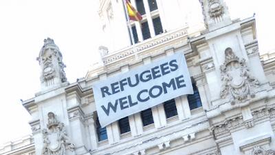 Europa, refugiado, inmigración, españa