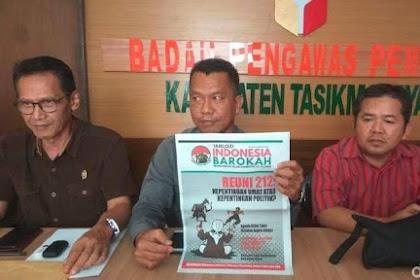 Ribuan Tabloid 'Indonesia Barokah' Beredar di Masjid-Masjid Tasik dan Ciamis