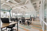 Коворкинг Live центр офис аренда Екатеринбург Dulisov design студия дизайн интерьер coworking interior