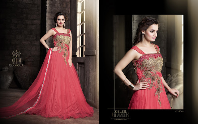 Latest Designer Bollywood Replica Dresses Collection Catalog ...