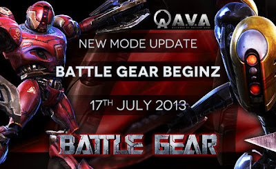 AVA Battle Gear Beginz
