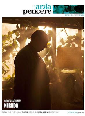 Arka Pencere 350. Sayı (10 Mart-16 Mart) Neruda