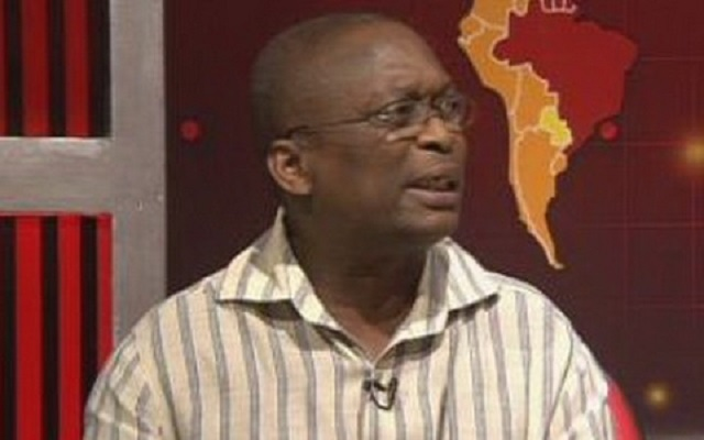 Bribery scandal: Ablakwa's FB post smacks of indiscipline – Baako