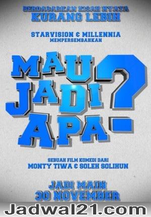Film Mau Jadi Apa? 2017 Bioskop