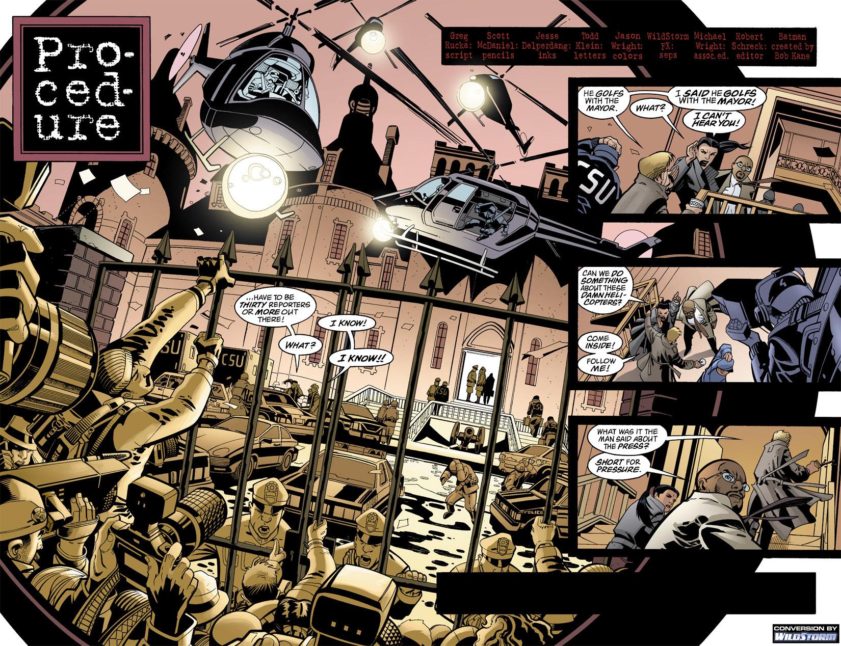 Detective Comics (1937) 766 Page 2
