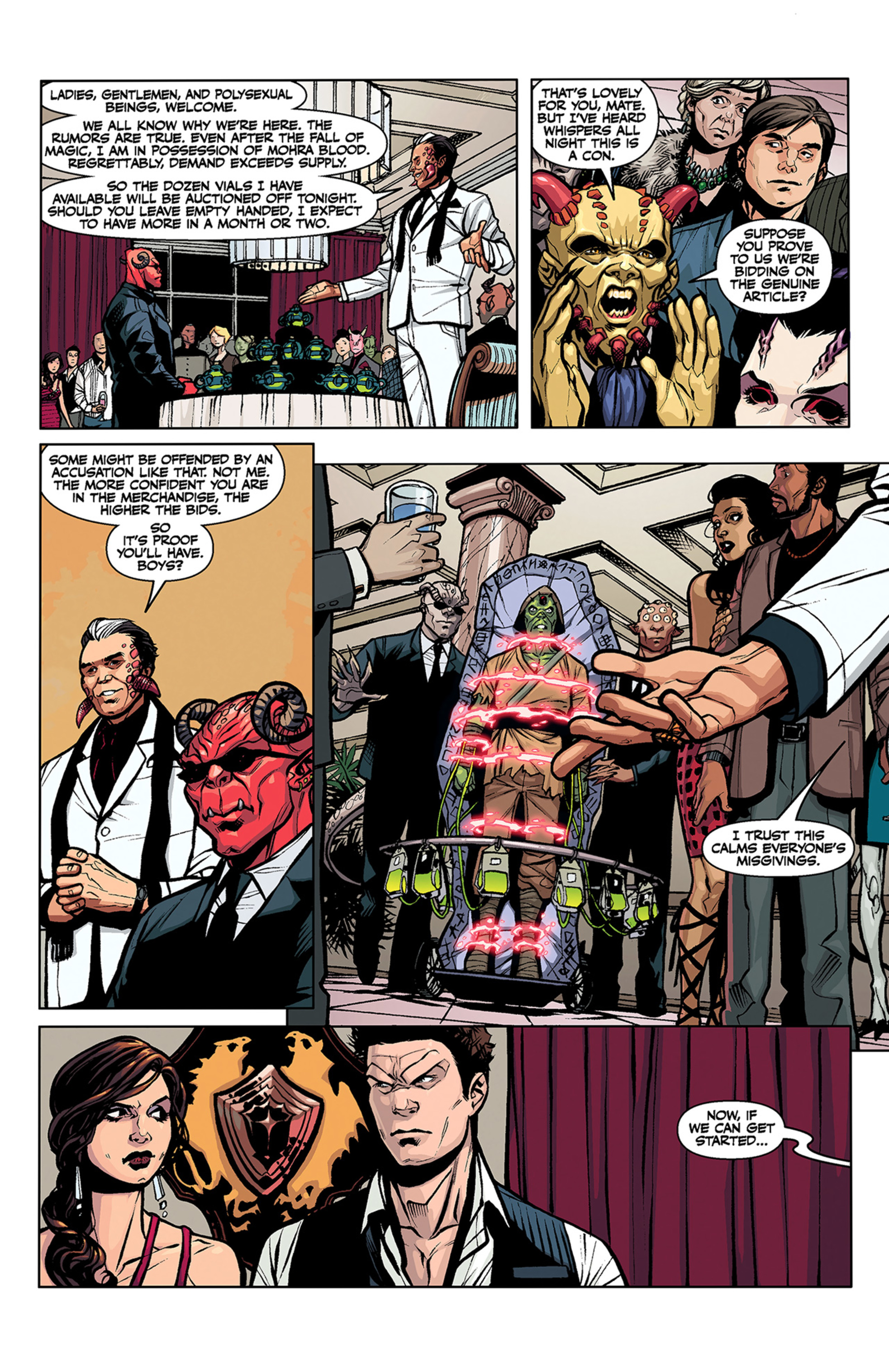 Read online Angel and Faith comic -  Issue #3 - 20