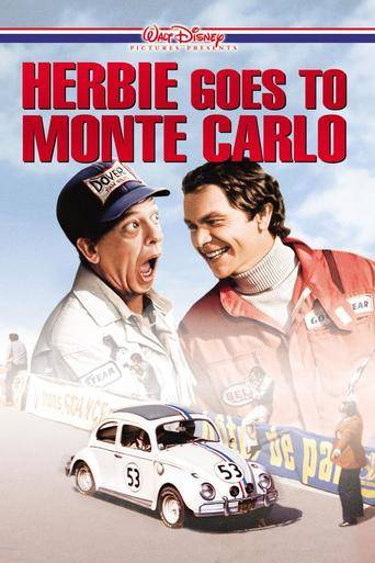 Herbie Goes To Monte Carlo (1977) ταινιες online seires oipeirates greek subs