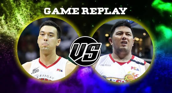 Video Playlist: Ginebra vs Rain or Shine game replay July 21, 2018 PBA Commissioner's Cup