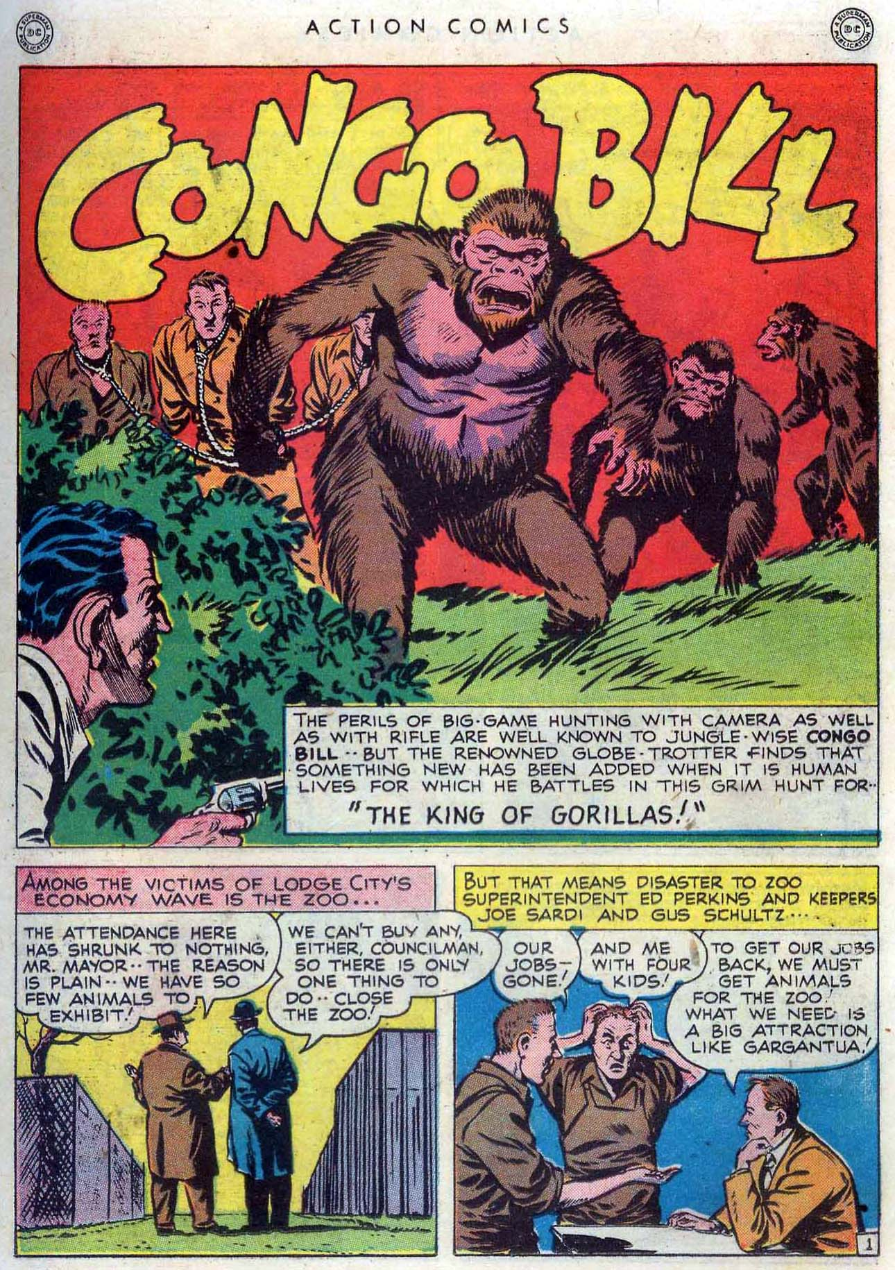 Read online Action Comics (1938) comic -  Issue #110 - 12