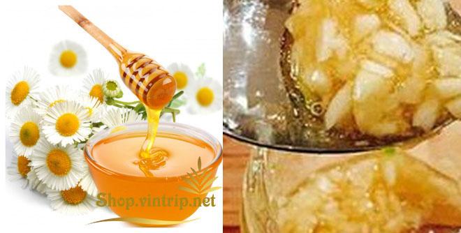 Bài thuốc chữa bách bệnh từ mật ong và tỏi ai cũng có lúc cần đến