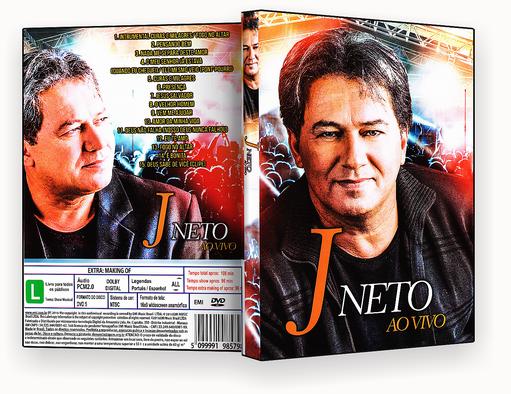 J.NETO AO VIVO DVD-R OFICIAL