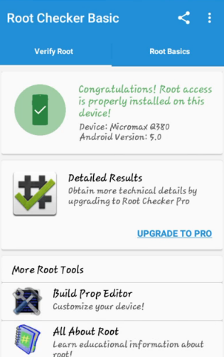 Steps] How To Root Micromax Canvas Spark 2 Q334 without Computer