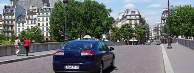 taxi fare calculator paris
