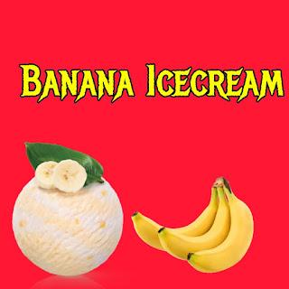 Banana ice cream recipe in hindi , hindi info zone