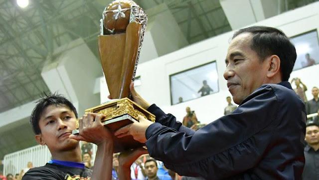 PSSI Gelar Piala Presiden 2018 pada Januari