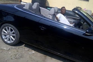 Wizkid Buys A New Car!!! 1
