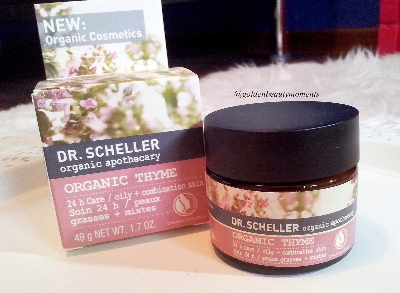 [Review] Dr. Scheller: Bio-Thymian 24h Pflege/ölige/Mischhaut