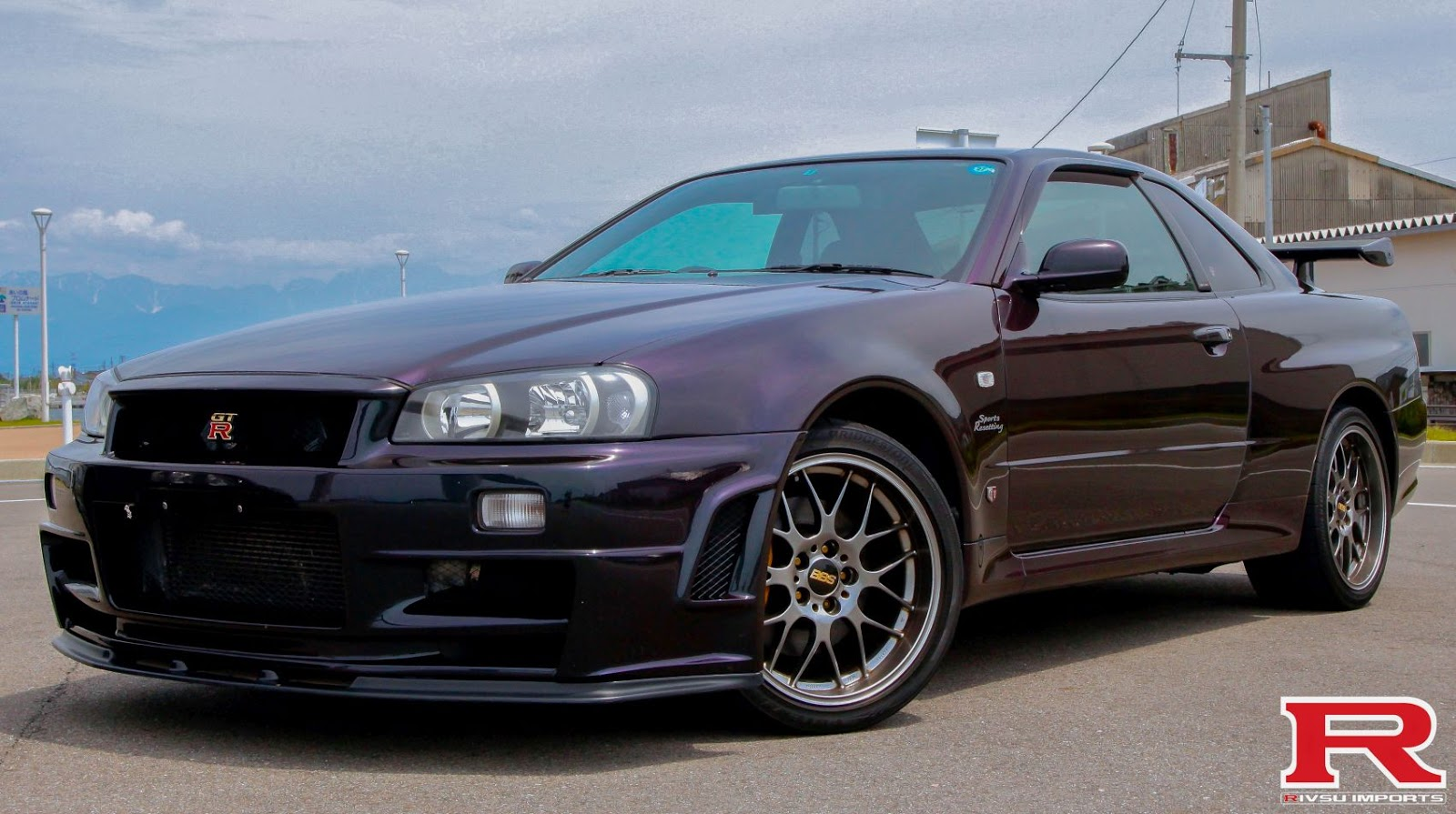 Moon Shot: The Race To Legally Import R34 Skylines To The US