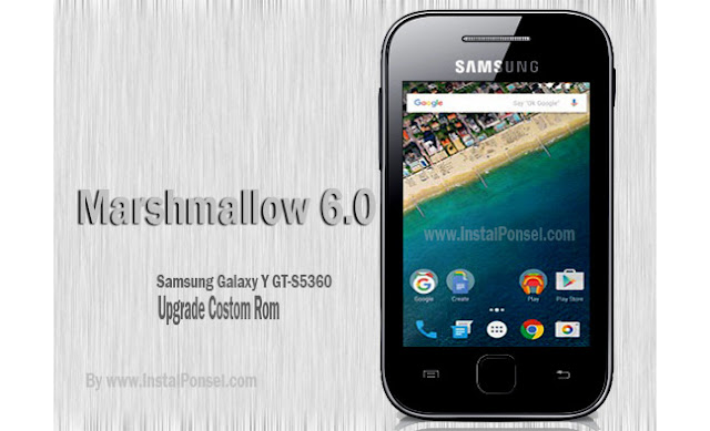 Android 6.0 Marshmallow Galaxy  Young Gt-s5360